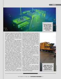 Offshore Engineer Magazine, page 53,  Sep 2019
