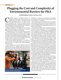 Offshore Engineer Magazine, page 56,  Sep 2019