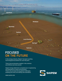 Offshore Engineer Magazine, page 4th Cover,  Sep 2019