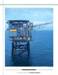 Offshore Engineer Magazine, page 13,  Nov 2019