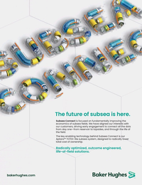 Offshore Engineer Magazine, page 2nd Cover,  Nov 2019