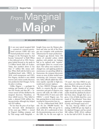 Offshore Engineer Magazine, page 22,  Nov 2019