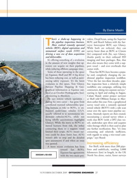 Offshore Engineer Magazine, page 27,  Nov 2019