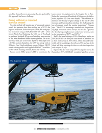 Offshore Engineer Magazine, page 30,  Nov 2019