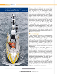 Offshore Engineer Magazine, page 32,  Nov 2019