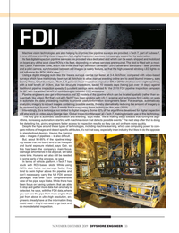 Offshore Engineer Magazine, page 33,  Nov 2019