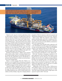 Offshore Engineer Magazine, page 36,  Nov 2019