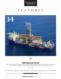Offshore Engineer Magazine, page 2,  Nov 2019