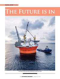 Offshore Engineer Magazine, page 38,  Nov 2019