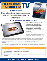 Offshore Engineer Magazine, page 61,  Nov 2019