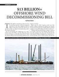 Offshore Engineer Magazine, page 8,  Jan 2020