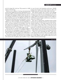 Offshore Engineer Magazine, page 9,  Jan 2020