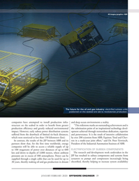 Offshore Engineer Magazine, page 39,  Jan 2020