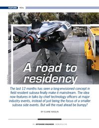 Offshore Engineer Magazine, page 44,  Jan 2020