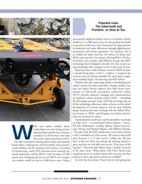 Offshore Engineer Magazine, page 45,  Jan 2020