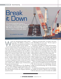 Offshore Engineer Magazine, page 52,  Jan 2020