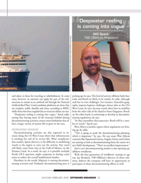 Offshore Engineer Magazine, page 53,  Jan 2020