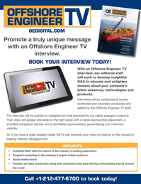 Offshore Engineer Magazine, page 63,  Jan 2020