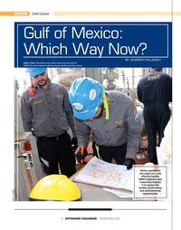Offshore Engineer Magazine, page 8,  Mar 2020