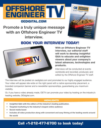 Offshore Engineer Magazine, page 11,  Mar 2020