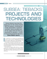 Offshore Engineer Magazine, page 18,  Mar 2020