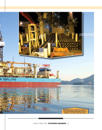 Offshore Engineer Magazine, page 25,  Mar 2020