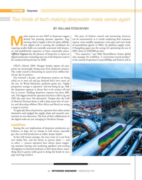 Offshore Engineer Magazine, page 26,  Mar 2020