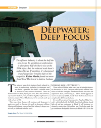 Offshore Engineer Magazine, page 30,  Mar 2020