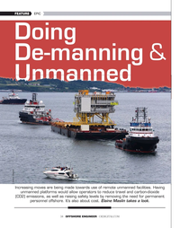 Offshore Engineer Magazine, page 34,  Mar 2020