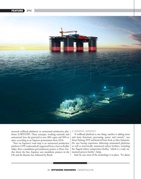 Offshore Engineer Magazine, page 38,  Mar 2020