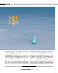 Offshore Engineer Magazine, page 40,  Mar 2020