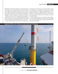 Offshore Engineer Magazine, page 9,  May 2020