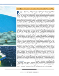 Offshore Engineer Magazine, page 15,  May 2020