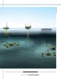 Offshore Engineer Magazine, page 17,  May 2020