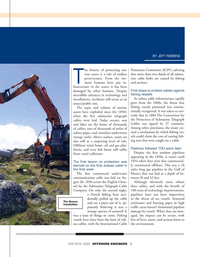 Offshore Engineer Magazine, page 21,  May 2020