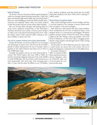 Offshore Engineer Magazine, page 22,  May 2020