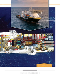 Offshore Engineer Magazine, page 25,  May 2020