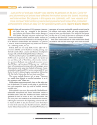 Offshore Engineer Magazine, page 26,  May 2020