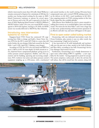 Offshore Engineer Magazine, page 28,  May 2020