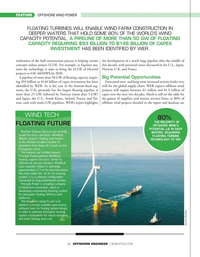 Offshore Engineer Magazine, page 36,  May 2020