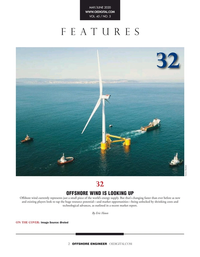 Offshore Engineer Magazine, page 2,  May 2020