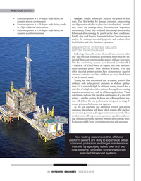 Offshore Engineer Magazine, page 40,  May 2020
