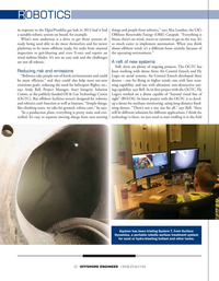 Offshore Engineer Magazine, page 22,  Jul 2020