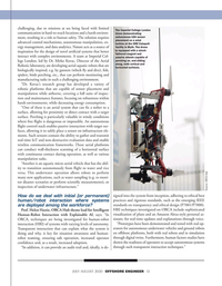 Offshore Engineer Magazine, page 33,  Jul 2020