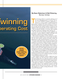 Offshore Engineer Magazine, page 35,  Jul 2020