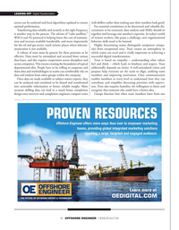 Offshore Engineer Magazine, page 14,  Sep 2020