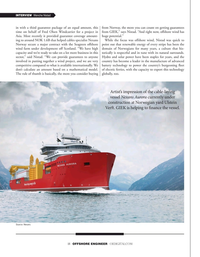 Offshore Engineer Magazine, page 18,  Sep 2020