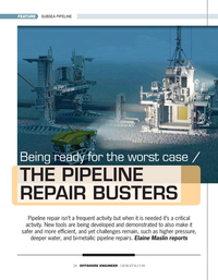 Offshore Engineer Magazine, page 24,  Sep 2020