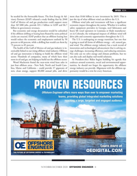 Offshore Engineer Magazine, page 11,  Nov 2020
