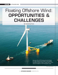 Offshore Engineer Magazine, page 16,  Nov 2020
